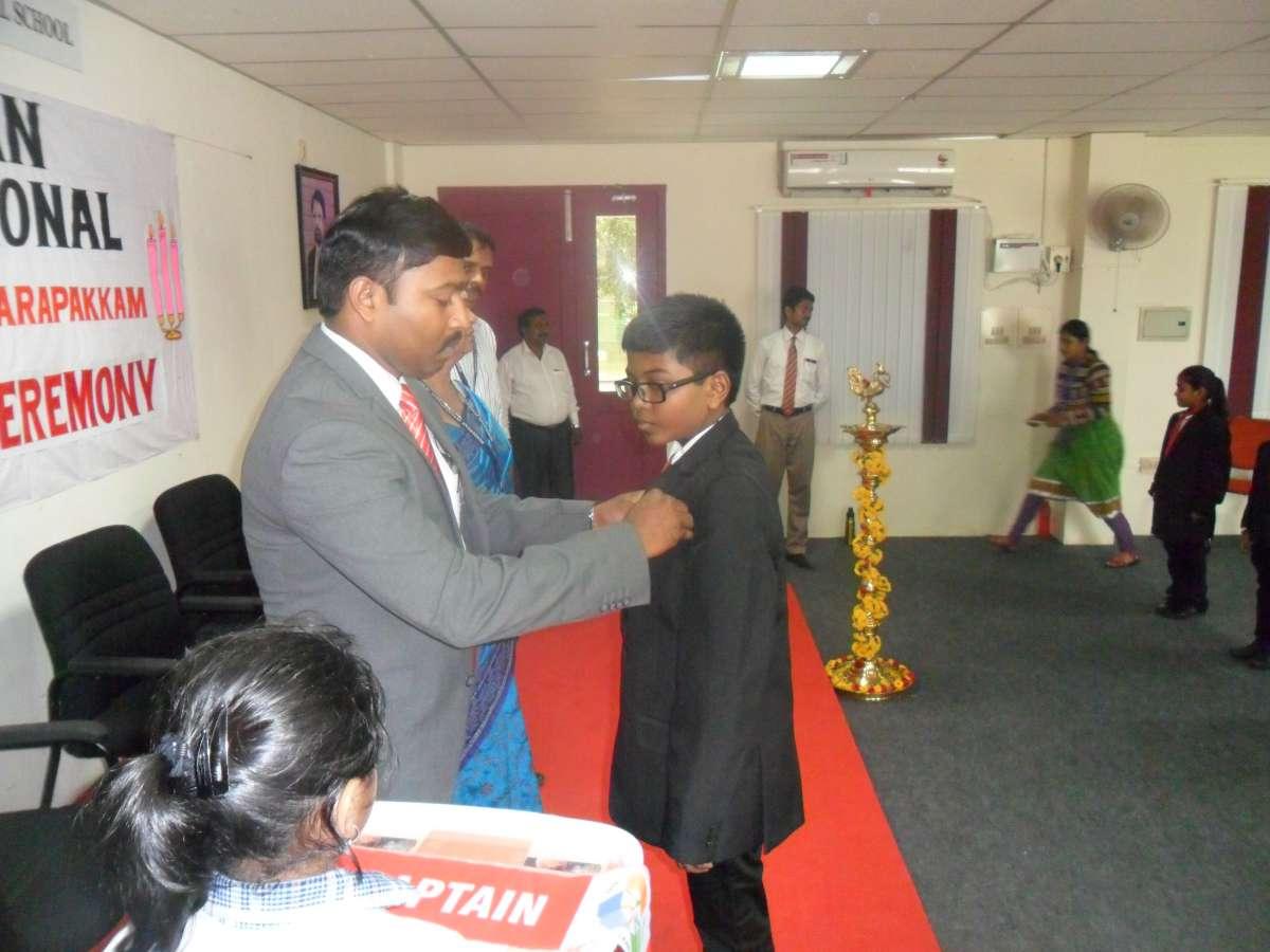 Investiture Ceremony Karappakam - Hindustan International ...