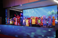Annual Day Celebration in Gunidy - The Little Mermaid
