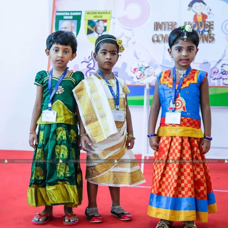 Fancy Dress Competition Hindustan International School