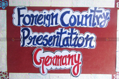 Foreign Country Presentation - Germany