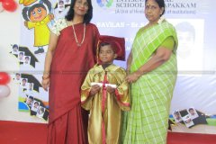 HIS  KG Convocation 2020 - Karapakkam