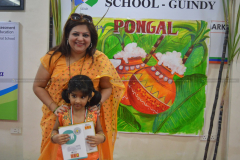 Pongal Celebration 2020  in Guindy Campus