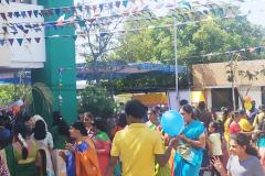 Pongal Celebration 2020  in Karapakkam Campus