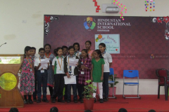 Thematic Assembly 2019 in  Karapakkam Campus