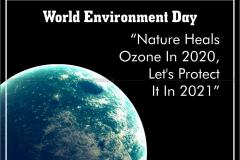 Students Environment Day - Karapakkam