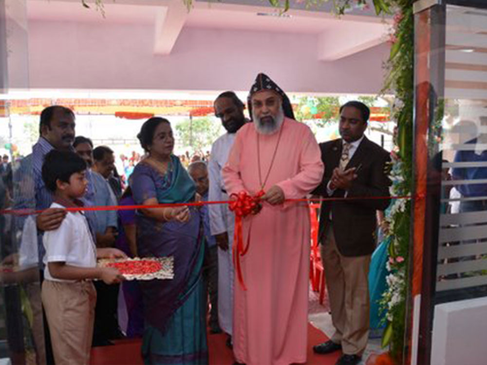 Inauguration Of HIS Karapakkam Campus