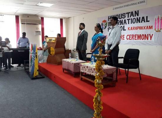 Investiture Ceremony Karappakam