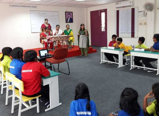 Spell Bee & Quiz Competition