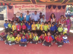 Sports Festival for Children