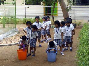 Water Transfer Activity – Sr.kg