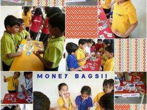Money Bags – 1st Graders