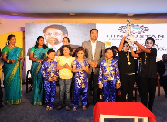 First Annual day Celebration at Guindy Campus